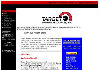 Target+Human+Resources Website
