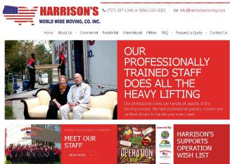Harrison's Moving & Storage Co Inc