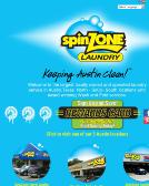 Spin Zone Coin Laundry