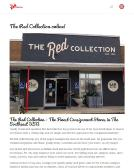 Red+Collection Website