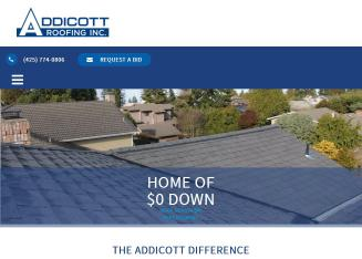 Addicott Roofing Inc