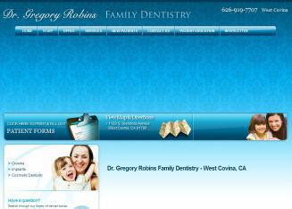 Robins Gregory DDS
