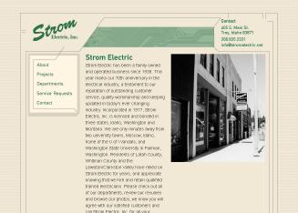 Strom Electric Inc