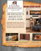 Country+Homestead Website