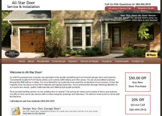All-Star+Door+Service+And+Installation Website
