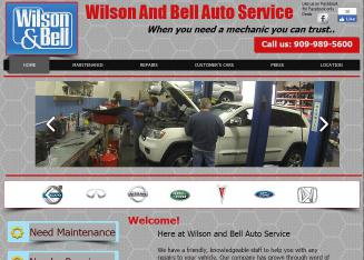 Wilson & Bell Transmission