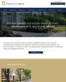 Copley+Group Website