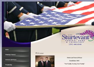 Sturtevant Funeral Home - Bennetts Creek Chapel