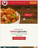 Panda+Express Website