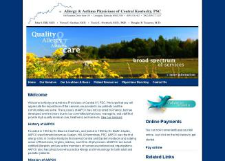 Allergy & Asthma Physicians of Central Kentucky, P