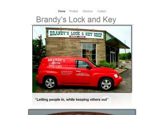 Brandy%27s+Lock+%26+Key+Shop Website