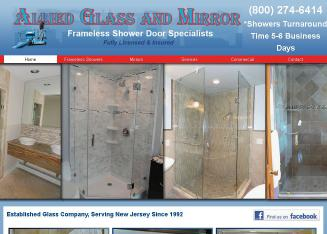 Allied+Glass+%26+Mirror Website