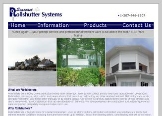 Seacoast+Rollshutter+Systems Website