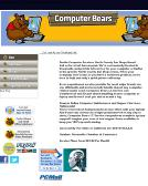 Computer+Bears Website