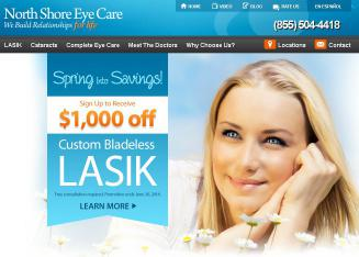 North Shore Eye Care