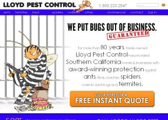 Lloyd Pest Control