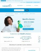 MaidPro+Boston Website