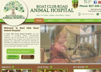 Boat+Club+Road+Animal+Hospital Website