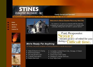 Stines Disaster Recovery