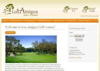 Los+Amigos+Country+Club Website