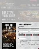 LongHorn+Steakhouse Website