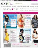 Fashion+BUG Website