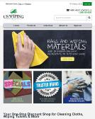 Us+Wiping+Materials+Co Website