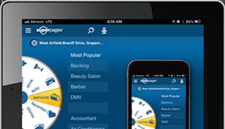 SuperPages.com Mobile Application