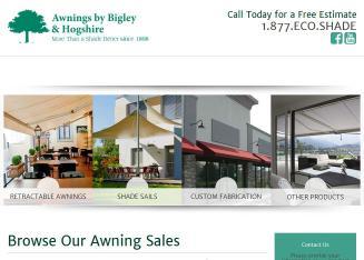 Awnings By Bigley Hogshire In Newport News VA