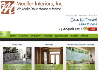 Mueller Interiors In Crystal Lake IL