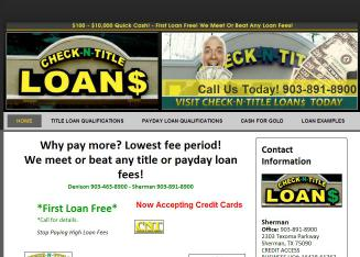 Payday loans in euless image 1