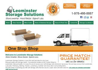 Leominster Storage Solutions In Leominster, MA | 345 Central St, Leominster,  MA | Household Goods U0026 Furniture Storage