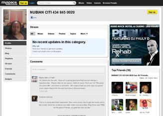 nubian city in lynchburg va