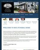Rice Funeral Home In Worcester MA