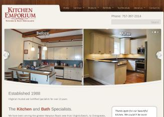 Superieur Kitchen Emporium In Portsmouth, VA | 3411 High St, Portsmouth, VA | Kitchen  Cabinets U0026 Equipment Dealers
