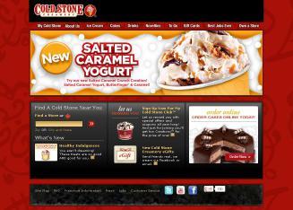 Cold Stone Creamery 939 E 2nd St Ste 700 Casper Wy