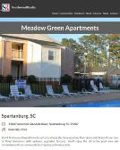 Meadow Green Apartments In Spartanburg SC Fernwood - Meadow green apartments spartanburg sc