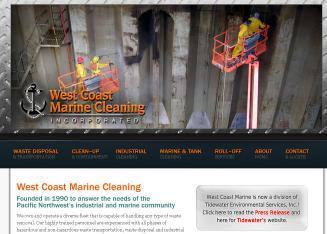 West Coast Marine Cleaning - 3501 Thompson Ave, Vancouver, WA