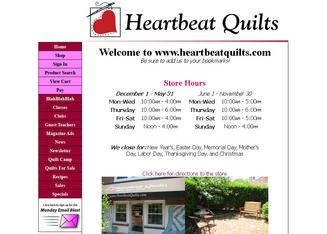 Heartbeat Quilts in Hyannis, MA | 765 Main St, Hyannis, MA : heartbeat quilts - Adamdwight.com