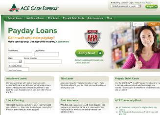 Target finance payday loan photo 10