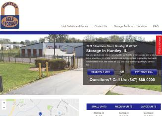 Huntley Self Storage In Il 11221 Giordano Ct Moving
