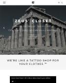 Zeus' Closet - 1339 Marietta Blvd NW, Ste B, Atlanta, GA