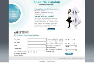 Can payday loans sue you in ohio image 10