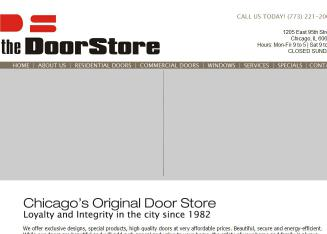 Charmant The Door Store In Chicago, IL | 1205 E 95th St, Chicago, IL | Door U0026 Door  Frame Dealers
