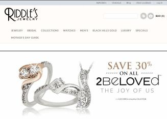 Riddle S Jewelry In Billings Mt 300 24th St W Rimrock Mall