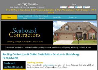 Seaboard Contractors LLC In Harrisburg, PA | 4180 Chambers Hill Rd,  Harrisburg, PA