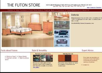 Futon Store in Wappingers Falls NY 1829 South Rd Ste A