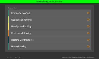 Scott Allen Roofing In Crystal River, FL | 8609 N Erin Dr, Crystal River, FL