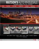 Watson S Auto Wholesale 6740 Prospect Ave Kansas City Mo