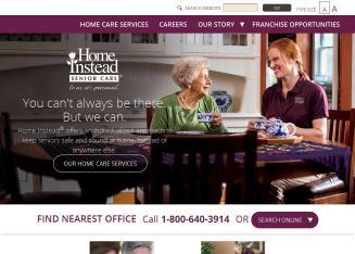 Home Instead Senior Care - 1805 W Avenue K, Lancaster, CA